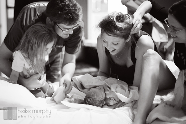 Heike Murphy Photography - 2013 International Association of Professional Birth Photographers Photo Contest