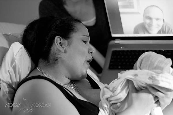 Megan Morgan Photography - 2013 International Association of Professional Birth Photographers Photo Contest