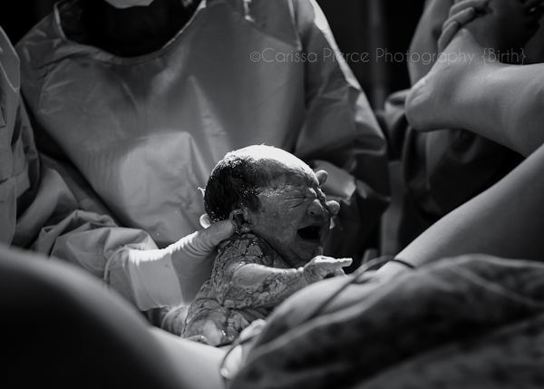 Carissa Pierce Photography - 2013 International Association of Professional Birth Photographers Photo Contest