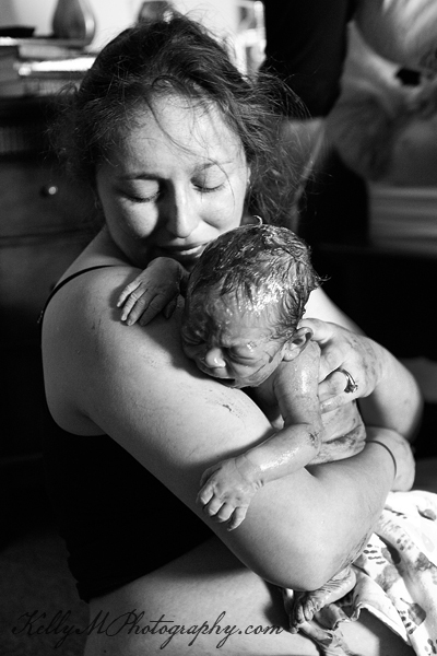 Kelly M Photography - 2013 International Association of Professional Birth Photographers Photo Contest
